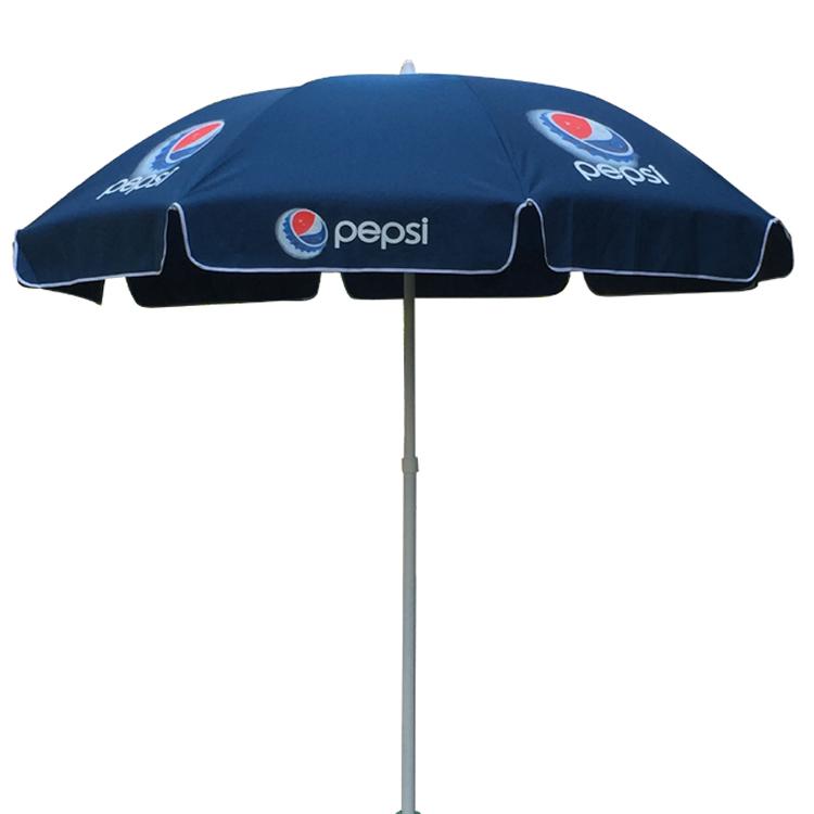 Professional custom outdoor umbrella advertising sun beach stall to promote its fishing umbrellas<br><br>Aliexpress
