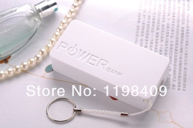 Brand shop portable power bank 5600mah free shipping perfume, usb, LED lamps, mobile phone accessories charger(China (Mainland))