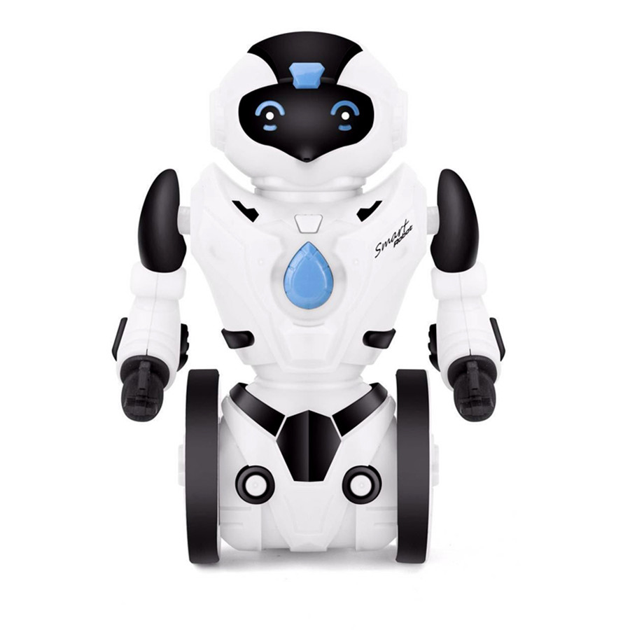 1Pcs RC Robot JXD 1016A Remote Control Self-Balanced Gesture-sensing Robot Tray K5BO(China (Mainland))