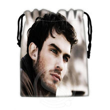 H-P733 Custom Ian Somerhalder#7 drawstring bags for mobile phone tablet PC packaging Gift Bags18X22cm SQ00806#H0733(China (Mainland))