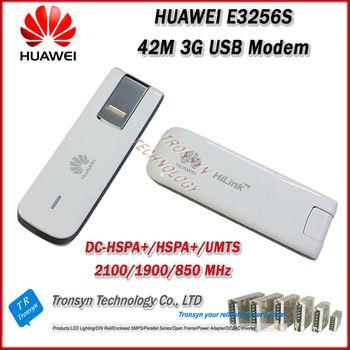 Оптовая Original Разблокировать HSPA + 42 Мбит HUAWEI E3256 3G USB Модем