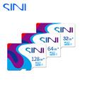 SINI Class 10 Micro SD Card 128GB 64GB 32GB 16GB Memory Card UHS 1 8GB Class