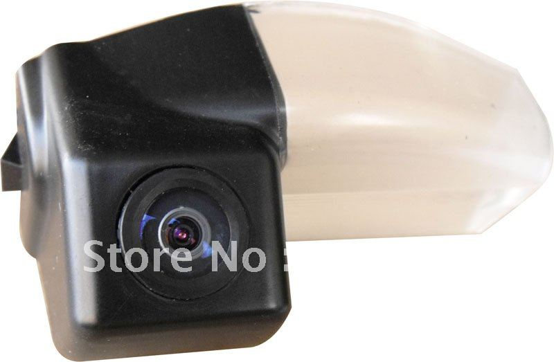 for MAZDA 2, 3, 170 degree wide view lens angle waterproof and shockproof car back camera JY-9577(China (Mainland))