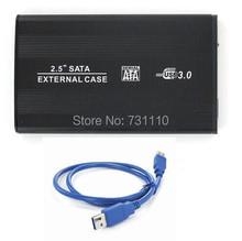 """Superspeed USB 3.0 HDD Hard Drive Disk External Enclosure 2.5"""" SATA Case Box(China (Mainland))"""
