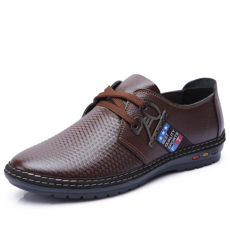 the new mens casual shoes s leather shoes