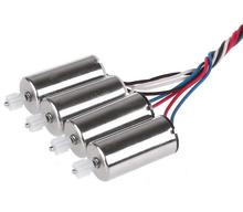 Syma X5SW X5SC RC RC quadcopter RC drone spare parts Main motor A+Main motor B 4pcs/lot Free shipping