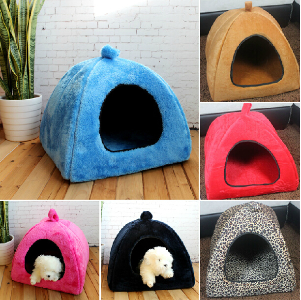 New 2014 Doghouse Lovely Soft Pet Products New Arrival Dog Bed Free Shipping Pet House Cute Animal House HP008(China (Mainland))