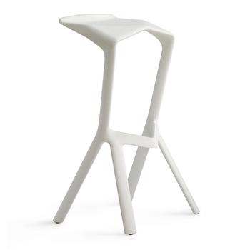 Miura Barstools PP Plastic Bar Chair (Many Colors) stool bar chair