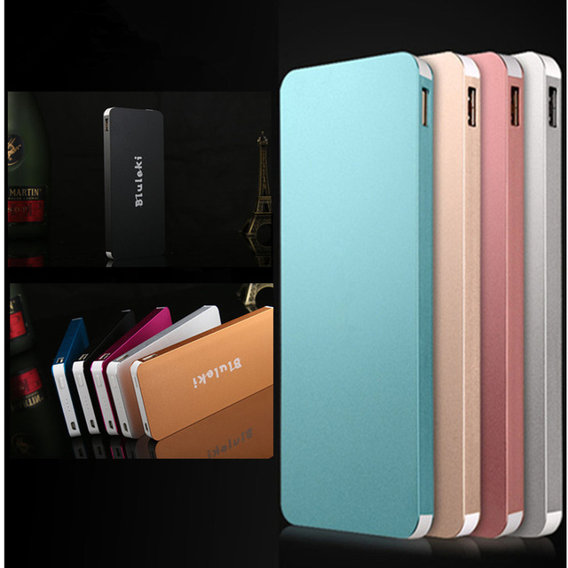 Original BLULEKI 20000mah Power Bank Portable external battery pack Charger Dual USB Powerbank For Xiaomi iphone/all USB devices(China (Mainland))