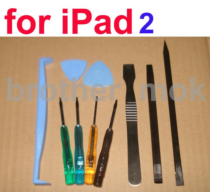 opening tools kit open tool set 10 in 1 for iPad wholesale<br><br>Aliexpress
