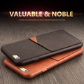 For iphone 6 6s case QIALINO Genuine Leather Case for iphone 6 plus 6s plus cover