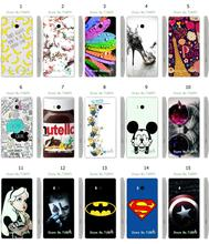For Nokia Lumia 930 new arrival 15designs nutella bad mickey batman hybrid retail white hard mobile phone bags & cases free ship