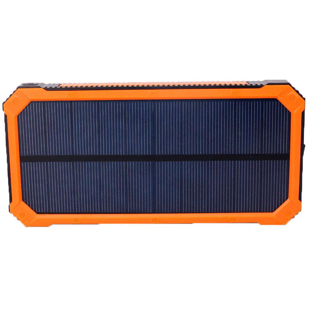 Led Light Power Bank 8000mAh Portable Charger Powerbank carregador de bateria External Battery Backup Pack for iphone Phones