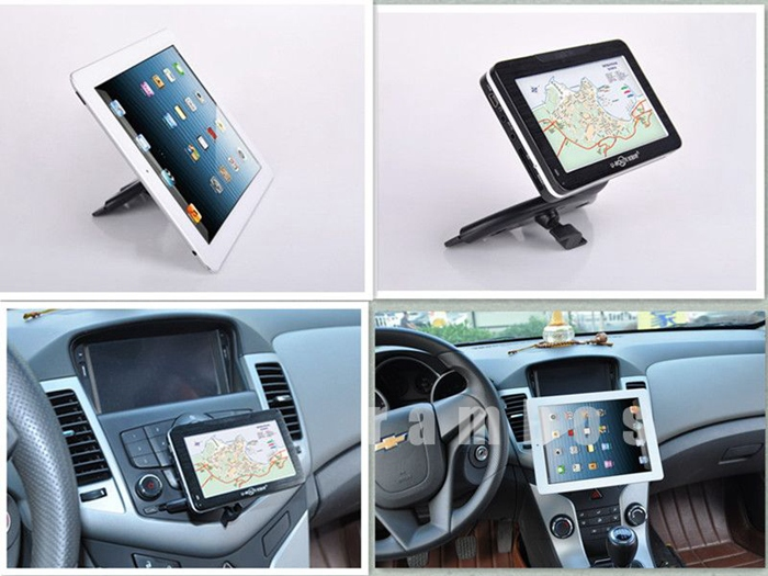 Magnetic Car CD Dash Slot Mount Holder For iPhone For Android Cell Mobile Phones(China (Mainland))