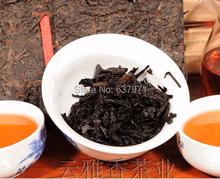 Made in1975 ripe pu er tea 500g oldest puer tea ansestor antique honey sweet dull red