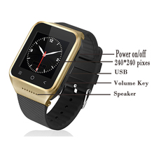 2016 newest Smartwatch ZGPAX S8 Smart Watch Android With MTK6572 Dual Core 5 0MP Camera WCDMA