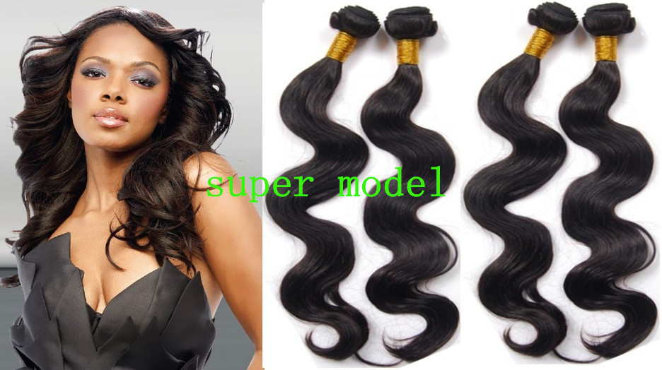 Super model 7a Bundes 3  malaysian body wave hair extensions queen hair wine red bundles 7a cheap malaysian virgin body wave human hair weave 3pcs lot burgundy malaysian hair extensions