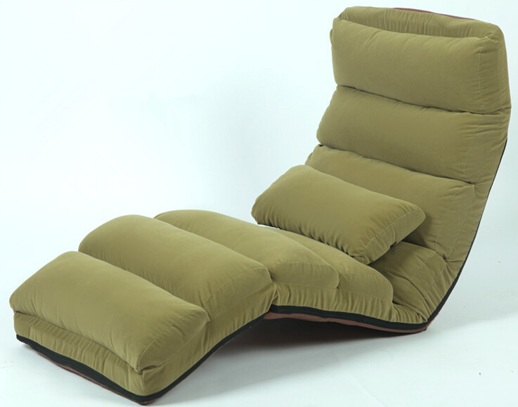 Buy floor folding chaise lounge chair - Modern chaise lounge chairs living room ...
