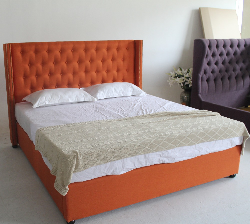2014 latest modern bedroom furniture designs double home - Designs of double bed ...