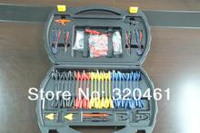 lends Wiring circuit checker car service kit tester MST-08 Complete set of various wires in the Plastic case Portable and useful(China (Mainland))