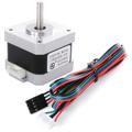 Nema17 Stepper Motor 2 Phase 4 Wire 1 8 degree CNC Robot for 3D Printer Prusa