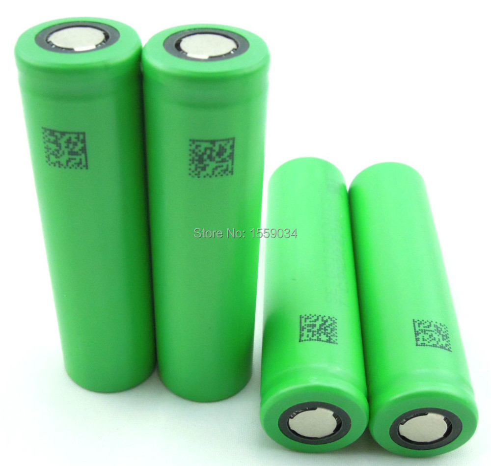 Battery for Sony US18650vtc3 30A discharge 18650 battery 1600mAh us18650 vtc3 high drain 18650 30A mods power bank e cigarette