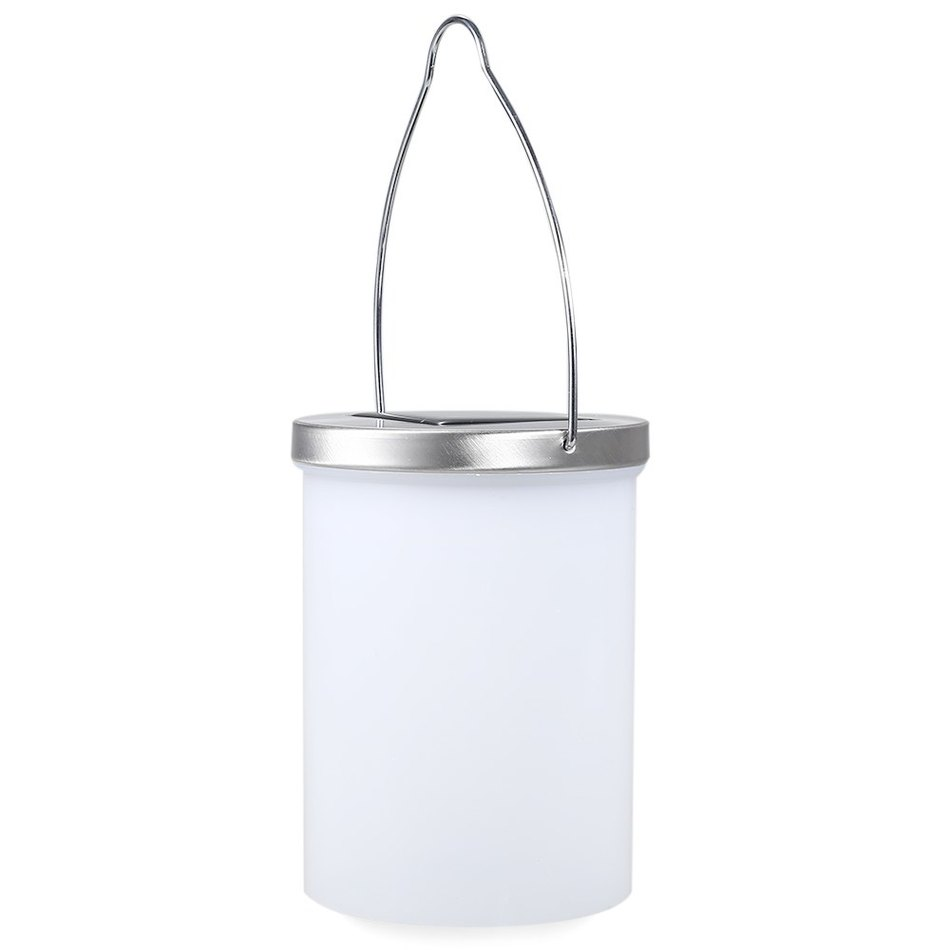 Outdoor Stainless Steel Solar Camping Pendant Lamp Tents Light IP65 Low Energy Consumption Portable Rechargeable Waterproof(China (Mainland))