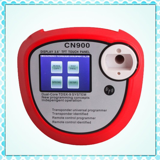 2014 New Arrival Top-Rated CN900 key programmer directly 4D chips Original CN900 chip key copy machine with best price(China (Mainland))