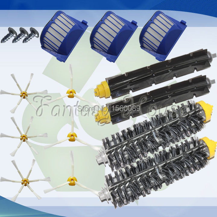 Потребительские товары Aerovac iRobot Roomba 600 610 630 650 660 free post new 2 x aerovac filter brush 6 armed for irobot roomba 500 600 series 620 630 650