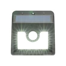 Buy Solar Power PIR Motion Sensor 18 Led Solar Light Waterproof LED Outdoor Garden Light Pathway Security Wall Lamp for $10.11 in AliExpress store