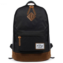 Canvas School Bags For Girls And BoysTravel Backpack Students Computer Backpacks Rucksack Herschel Style Backpacks Women And Men(China (Mainland))