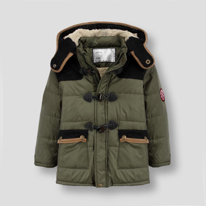 2014 Autumn Winter kids brand new thicken coat boys warm outerwear childrens fleece windcoat(China (Mainland))