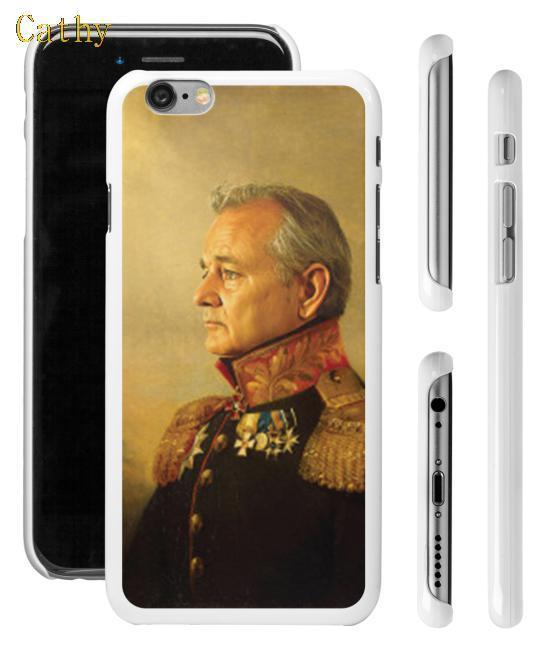 2015 Hot Selling Bill Murray Fashion Cell Phone Case for Apple iPhone 4 4s 5 5s 5c 6 6s plus mobile cover(China (Mainland))