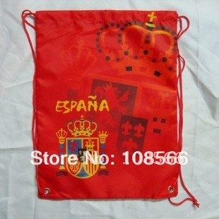 wholesale spain red daily bag / multipurpose backpack bag    10Pcs