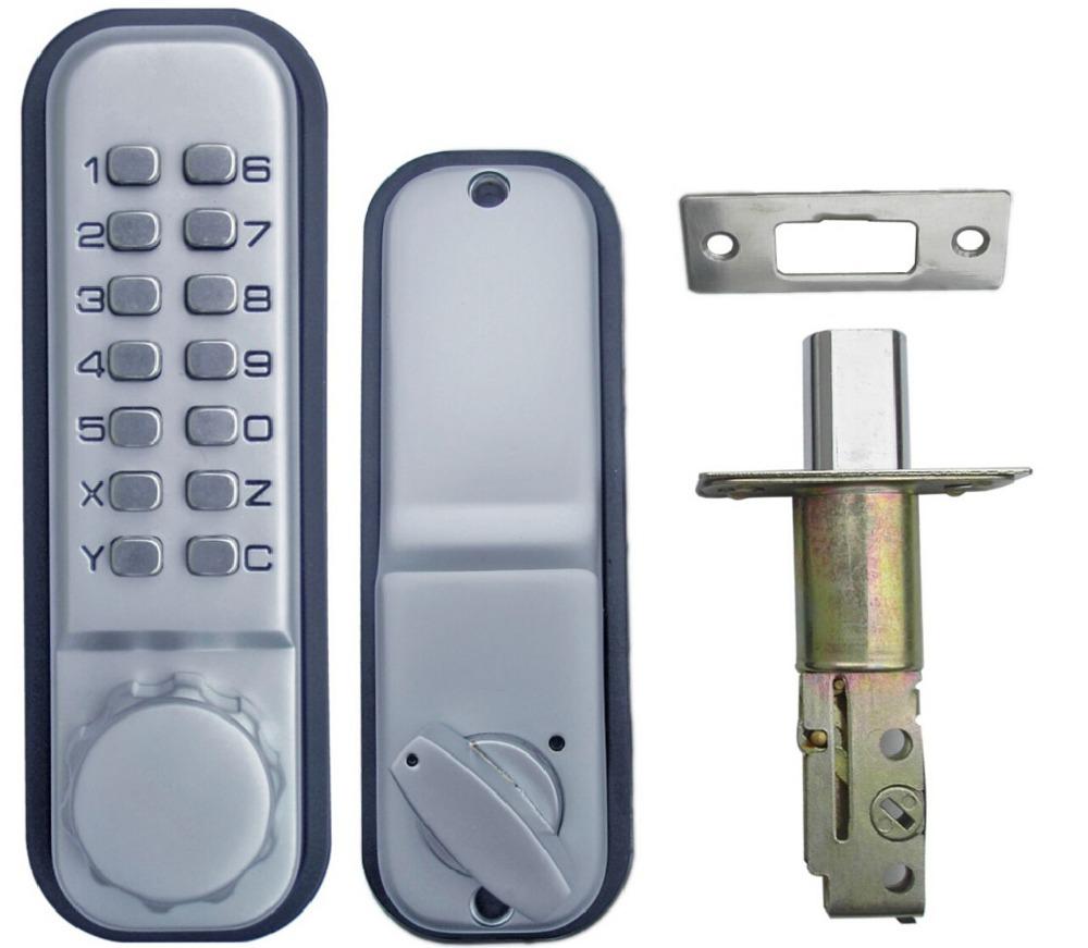 Free-Shipping OSPON OS38A The 1th generation of mechanical locks Keyless Digital Machinery Code Keypad Password Entry Door Lock(China (Mainland))