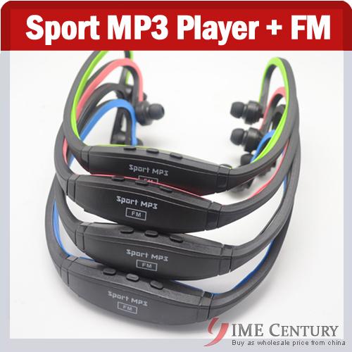 Headset Sport MP3 Player Wireless Headset Headphones Support Microsd card 2GB4GB8GB16GB32GB,Headphone Earphone Earbuds Mp3(China (Mainland))