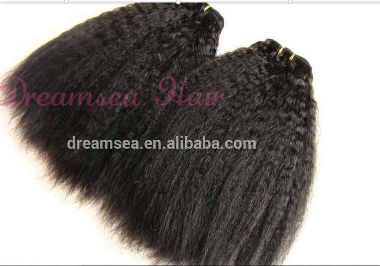 Russian hair weaving machine made double sewn hair extensions kinky straight best selling cheap price soft full ends natural(China (Mainland))