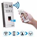 TMEZON Phone Control Fingerprint 720P HD 1 0MP Wireless IP ONVIF Remote Video Doorphone WIFI Door