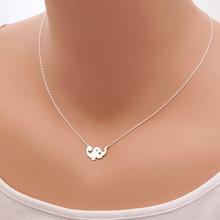 30pcs lot 2015 Gold Silver Minimalist Jewlery Stainless Steel Dino Dinosaur Pendant Necklace Free Shipping