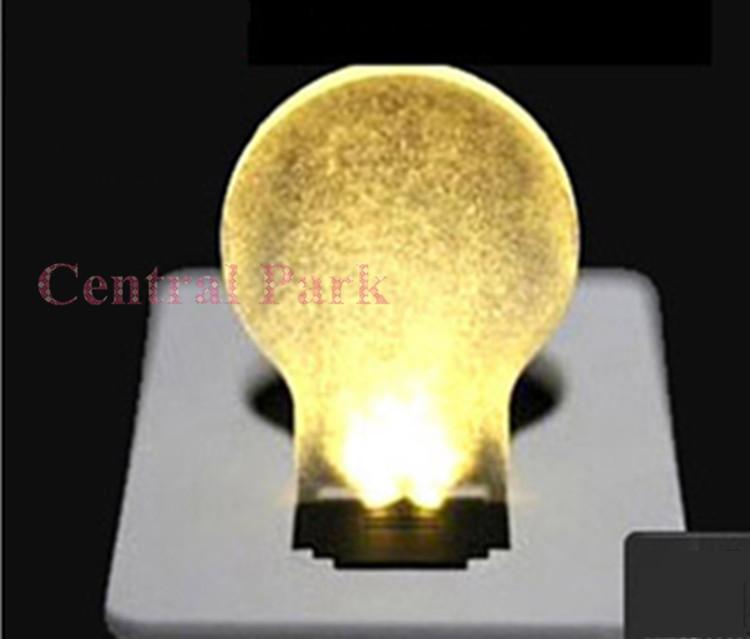 20 Pcs Creative clip book light LED Pocket Lamps Slim Card Night Lights Portable Novelty Emergency Wallet Lamps(China (Mainland))