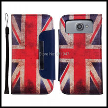 New Arrival Cover Flip Leather Universal Phone Case For Samsung Galaxy Express I8730 50 pcs/lot(China (Mainland))