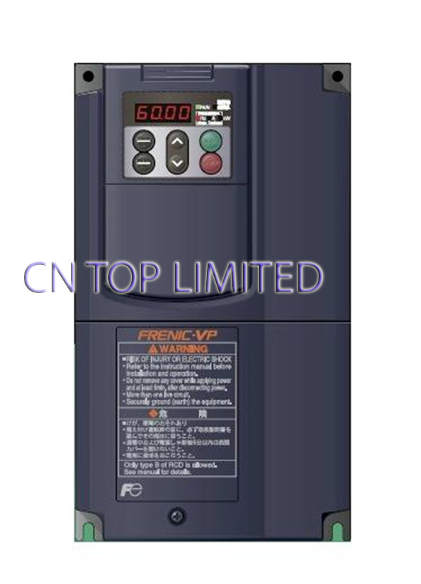 FRENIC-VP 400V 3 phase 168A 90KW FRN90F1S-4C inverter VFD frequency AC drive(China (Mainland))