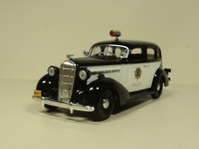 ixo / DeAGOSTINI 1:43 BUICK SPECIAL USA monterey plice Diecast car model(China (Mainland))
