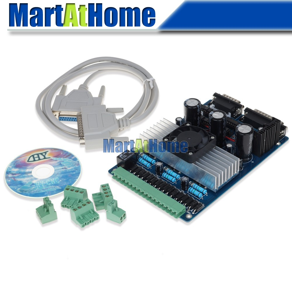 Board Mach3 6 Axis