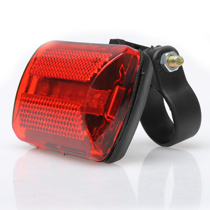 New Arrival Hot Bike Bicycle 5 LED Rear Tail Light Bike Bicycle Red Back Light Safety