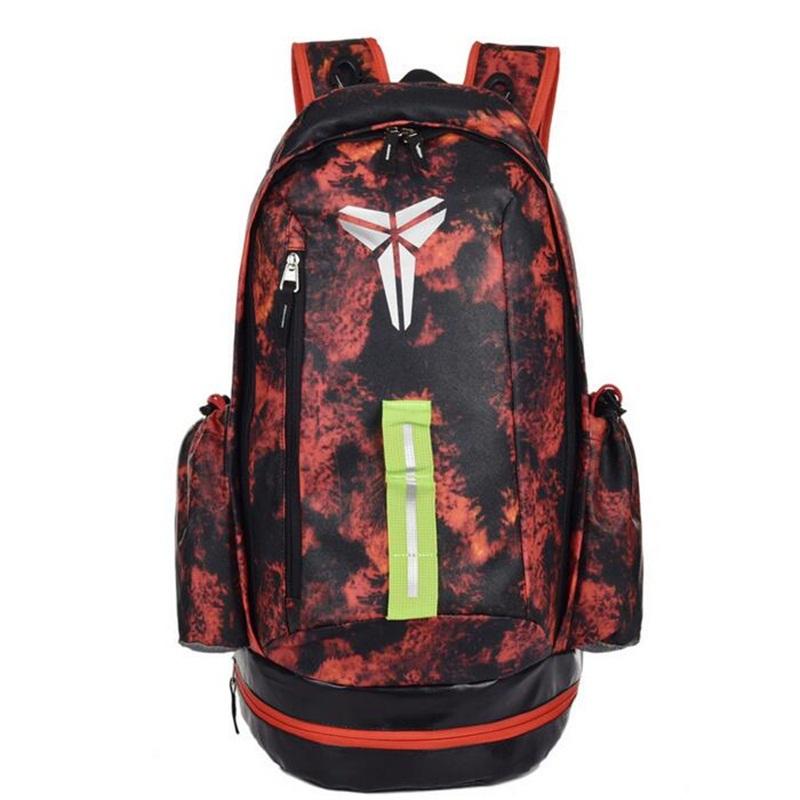COOL Kobe Backpack Nylon Famous Brand School Men Women Fashion Travel Backpacks Mochila Sac Dos LOGO Bags - 100% China Knight store