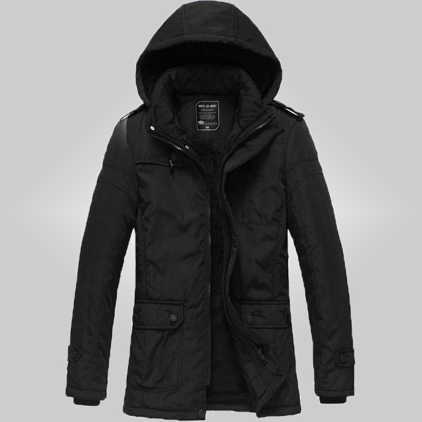 New style Winter Mens Wadded Jacket parkas size M-XXXL Feee Shipping 2015 fashion mens Cotton-pad coat Winter male jacket 109wj(China (Mainland))
