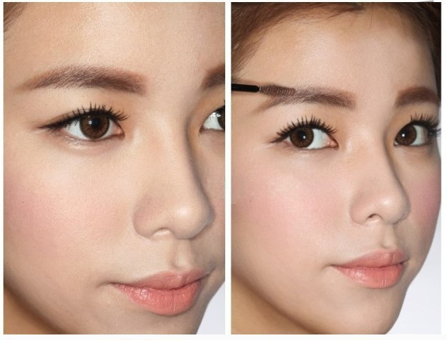 Free-Shipping-3CE-Eyebrow-Mascara-Cream-eye-brow-Shadow-Makeup-Waterproof-long-lasting-2ML-Sample