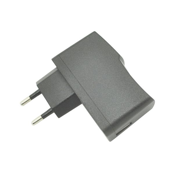 High quality EU Plug EU Version AC 100-240V /DC 5V 2A 2000mA USB Charger Adapter Power Supply Wall Home Office,Free Shipping