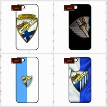 USA Malaga FC team logo Cover case for iphone 4 4s 5 5s 5c 6 6s plus samsung galaxy S3 S4 mini S5 S6 Note 2 3 4 JY0244(China (Mainland))